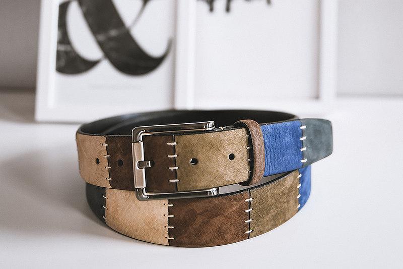 nuova collezione b1282 c036c Cintura uomo in pelle prezzi - Cintura artigianale uomo e ...